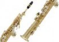 Saxophones sopranos sib