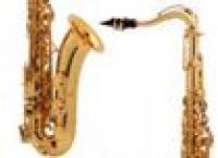 Saxophones tenors sib