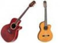 Guitares electroacoustiques