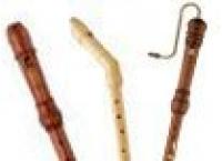 Flutes a bec