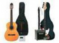 Packs guitares