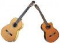 Guitares electroacoustiques classiques