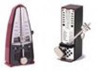 Metronomes mecaniques sans sonnerie