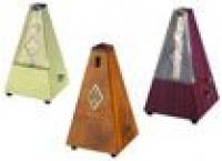 Metronomes mecaniques a sonnerie