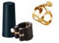 Kits ligatures et couvre becs saxophone tenor
