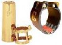 Kits ligatures et couvre becs saxophone baryton