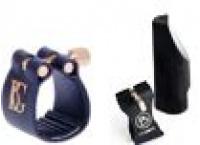 Kits ligatures et couvre becs saxophone sopranino