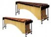 Marimbas basses 4 octaves 1/2