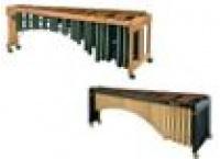 Marimbas basses 5 octaves
