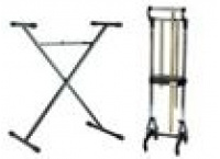Stands percussions claviers