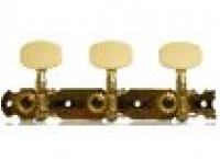 Mecaniques guitare cordes acier