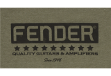 T-SHIRT FENDER BASSBREAKER LOGO TAILLE M