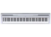 OCCASION PIANO NUMERIQUE YAMAHA P85S ARGENTE AVEC HOUSSE DE TRANSPORT