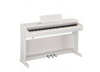 PIANO NUMERIQUE YAMAHA YDP 163 BLANC