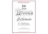 20 GRANDES ETUDES