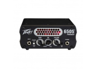 TETE AMPLI GUITARE ELECTRIQUE PEAVEY 6505 PIRANHA MICRO HEAD