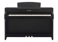 PIANO NUMERIQUE YAMAHA CLAVINOVA CLP 645 NOIR