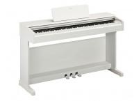 PIANO NUMERIQUE YAMAHA YDP 144 BLANC