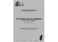 10 ETUDES SUR LES ARPEGES
