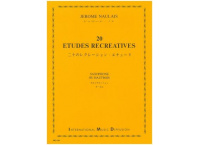 20 ETUDES RECREATIVES