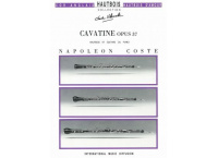 CAVATINE OP 37