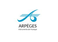 HOUSSE GUITARE CLASSIQUE 3/4 ARPEGES G100 NOIR
