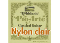 CORDE DE MI 1ERE D'ADDARIO PRO-ARTE EXTRA-HARD GUITARE CLASSIQUE