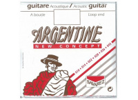 CORDE RE 4EME GUITARE JAZZ ACOUSTIQUE ARGENTINE 1014