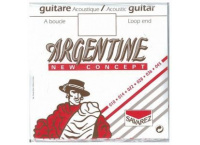CORDE SI 2EME GUITARE JAZZ ACOUSTIQUE ARGENTINE 1012MF