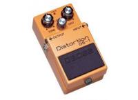 PEDALE EFFET DISTORSION GUITARE ELECTRIQUE BOSS DS-1