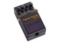 PEDALE EFFET METAL ZONE GUITARE ELECTRIQUE BOSS MT-2
