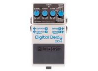PEDALE EFFET DIGITAL DELAY GUITARE ELECTRIQUE BOSS DD-6