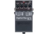 PEDALE EFFET DIGITAL REVERB GUITARE ELECTRIQUE BOSS RV-5