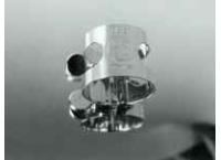 LIGATURE CLARINETTE BASSE HEROUARD & BENARD HB 100 ARGENTEE