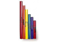 LOT DE 6 BOOMWHACKERS PENTATONIQUES DO4 A DO5