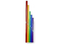 LOT DE 5 BOOMWHACKERS BASSES CHROMATIQUES DO#3 A SIB3