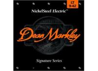 JEU 6 CORDES GUITARE ELECTRIQUE DEAN MARKLEY SIGNATURE LT 09-42