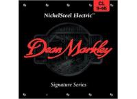 JEU 6 CORDES GUITARE ELECTRIQUE DEAN MARKLEY SIGNATURE CL 09-46