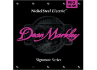 JEU 6 CORDES GUITARE ELECTRIQUE DEAN MARKLEY SIGNATURE REG 10-46