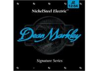 JEU 6 CORDES GUITARE ELECTRIQUE DEAN MARKLEY SIGNATURE JZ 12-54