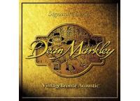 JEU 6 CORDES GUITARE ACOUSTIQUE DEAN MARKLEY SIGNATURE VINTAGE 2008A