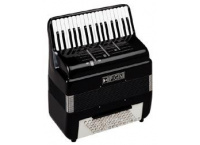 ACCORDEON CHROMATIQUE PIGINI PETER PAN NOIR