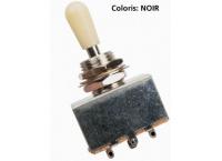 SELECTEUR MICRO GUITARE YELLOW PART'S TOGGEL EZ1180B NOIR