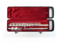 OCCASION FLUTE YAMAHA YFL 221 S PLATEAUX PLEINS DECALES