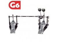 PEDALE GROSSE CAISSE DOUBLE GIBRALTAR 6711DB
