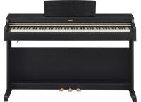 PIANO NUMERIQUE YAMAHA YDP 162 NOIR POLI