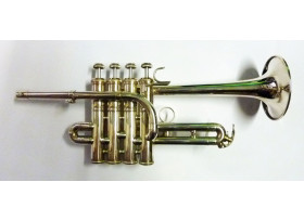 OCCASION TROMPETTE PICCOLO YAMAHA CUSTOM YTR 9835