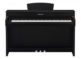 PIANO NUMERIQUE YAMAHA CLAVINOVA CLP 735 NOIR