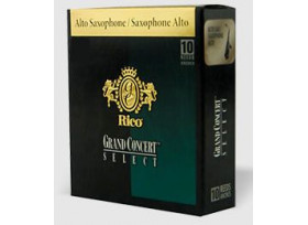 BOITE 10 ANCHES SAXOPHONE ALTO RICO GRAND CONCERT SELECT N°3