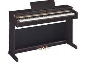 PIANO NUMERIQUE YAMAHA YDP 162 BOIS DE ROSE
